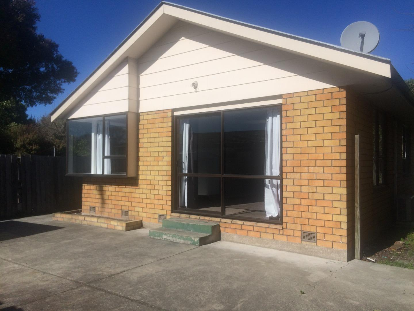 Three Bedroom Home on Private Rear Section